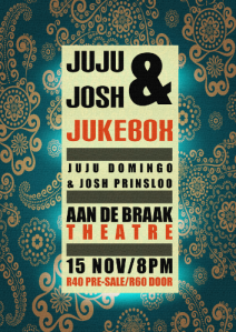 Juju and Josh Jukebox Poster 500