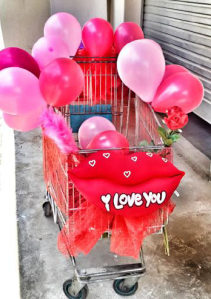 Valentine's Day Love Trolley