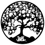 FV Logo_Vector Black.White150px