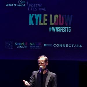 Kyle at WNS2015