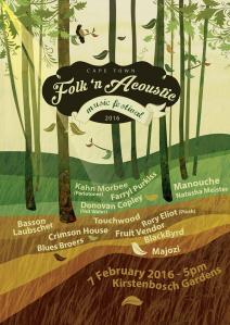 Cape Town Folk Fest 2016